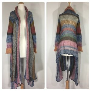 Knitted & Knotted S boho casual flowy hippie